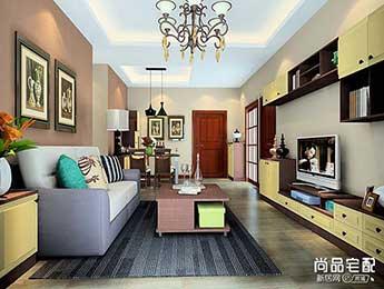 小户型客厅设计效果图大全