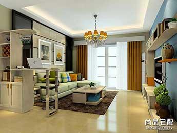 家装小客厅设计效果图大全