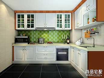 DIY手工制作爱家女人的厨房收纳装饰物