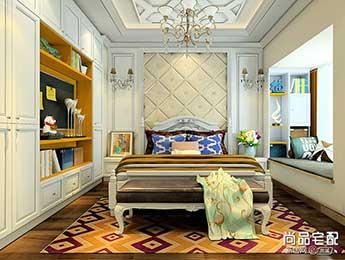 卧室装修效果图欣赏小户型