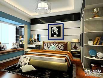超大卧室装修效果图欣赏
