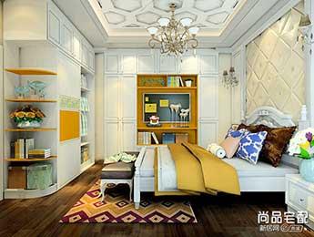 衣柜带电视柜设计图欣赏