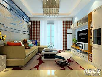 小平米客厅装修效果图欣赏