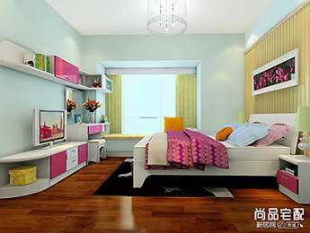2017卧室装修图简约