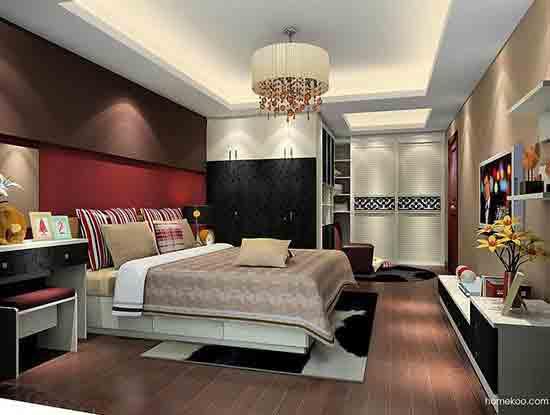 卧室简单装修图大全