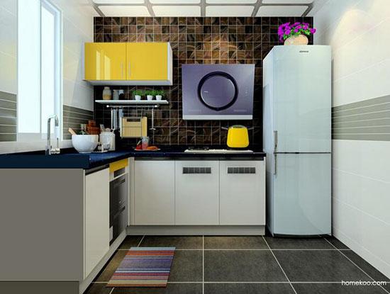 厨房图片效果图