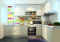厨房空间零浪费