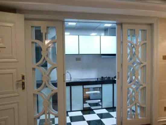 厨房移门装修效果图大全