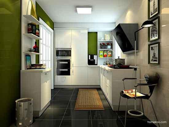 室内厨房设计图