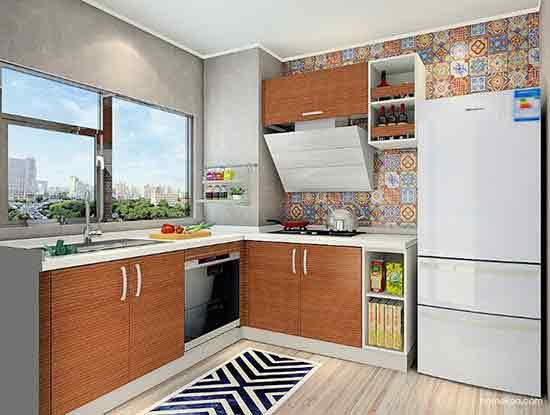 厨房设计图片大全来袭
