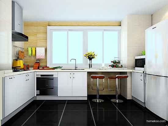 室内装修效果图大全厨房