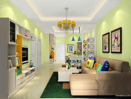 简约风格客厅装修图欣赏