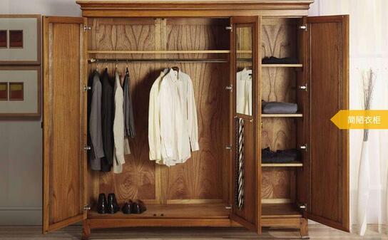 论整体衣柜,我只服尚品宅配贴心的一口价衣柜