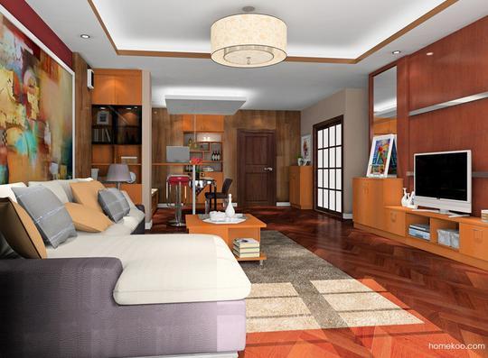 东南亚风格图片,富有异域风情的家