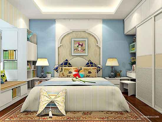 家装地中海风格案例欣赏,简直美哭了
