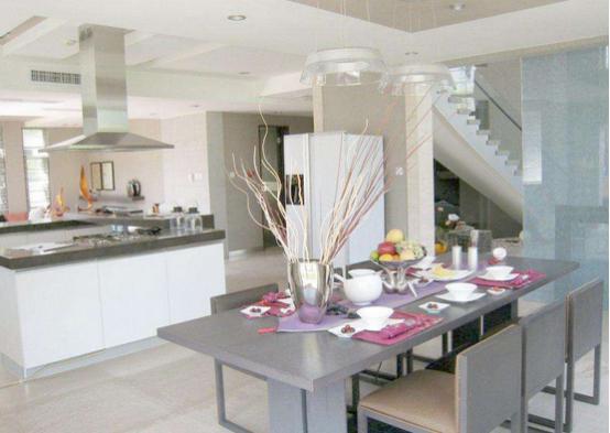 厨房餐厅装修效果图欣赏