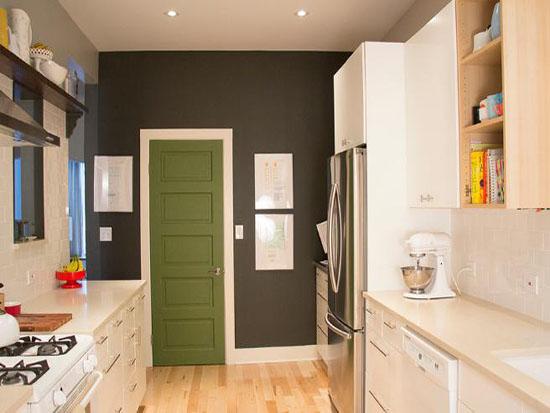 别墅厨房门装修效果图大全欣赏