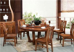 实木餐桌餐椅,每个家都值得拥有一套