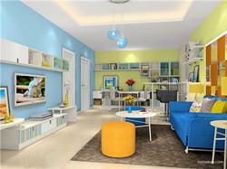 地中海风格卧室,让品位与生活高逼格!