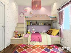 韩国儿童房图片大全欣赏