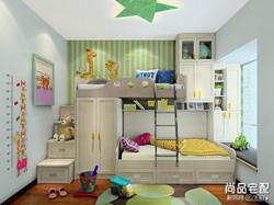 儿童高低床的款式和尺寸怎么选?