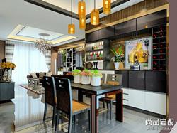特色餐厅家具效果图,你喜欢哪种?