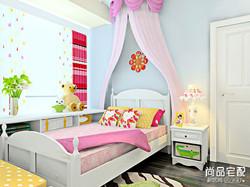 儿童房间布置效果图大赏