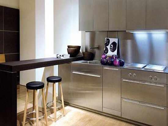 不锈钢橱柜图片,帮你塑造完美之家