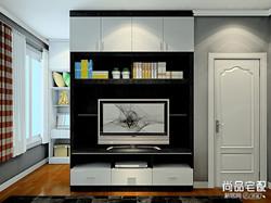 书柜衣柜装修效果图大全欣赏