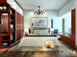 中式风衣帽间装饰图,你喜欢哪种?