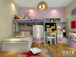 儿童房风格效果图大全欣赏