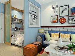 客厅沙发背景墙效果图,你喜欢哪种?