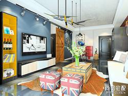 客厅电视柜效果图欣赏,哪种最好?