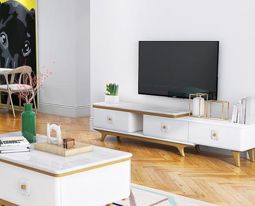 大理石电视柜设计图