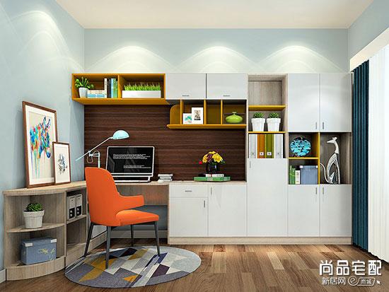 书房装修效果图大全,你喜欢哪种?