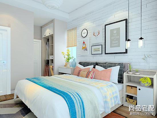 卧室装修效果图欣赏现代简约