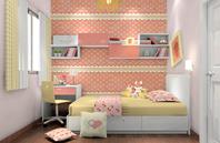 温馨小房间 儿童居住不二之选