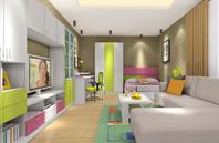 20平米单身公寓装修