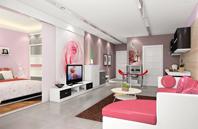 25平方单身公寓设计 迷你单身公寓
