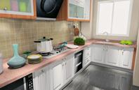3款10平米厨房装修效果图