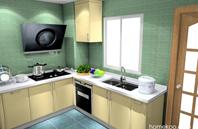 斯玛特系列厨房F1718