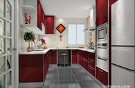 乐维斯系列厨房F1809