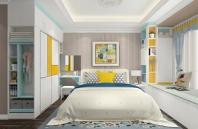 斯玛特系列卧房A24980