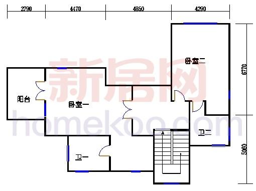 B5-2单位二层