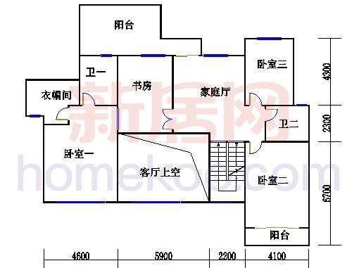 29、30、31、32、33、35栋楼复式01单元二层