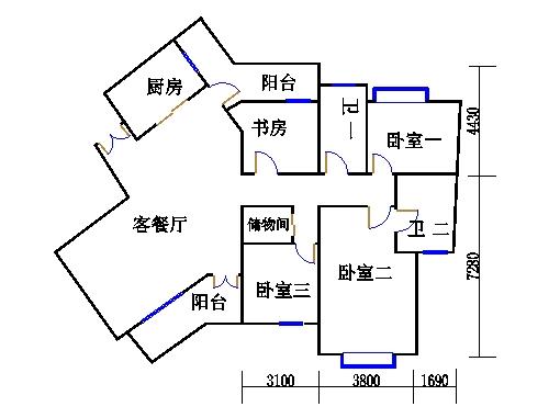 17号楼49栋01单元