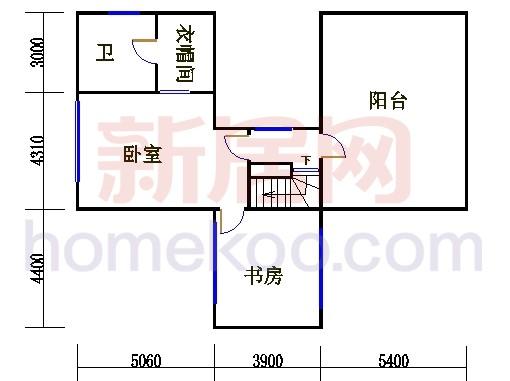 优尚HOUSETA-3单元三层