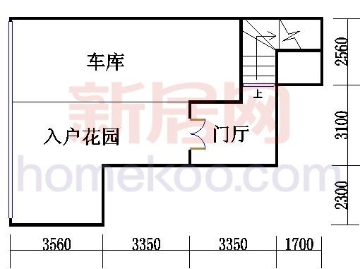 TD-1单元地下层