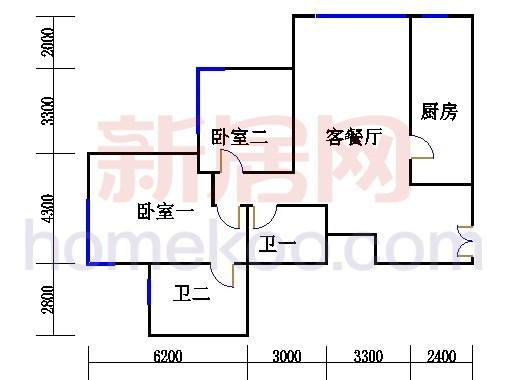 T12-06A户型(8-10-12-16-18-20-22-25-27-29-31-33-36)层