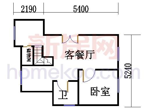 高层GF单元地下室